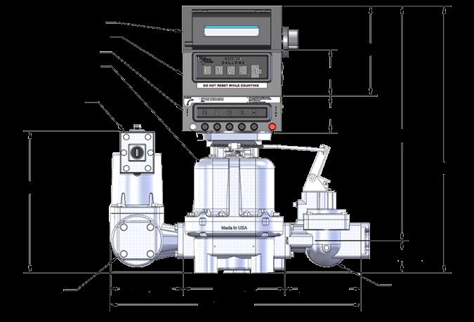 Lp Liquefied Petroleum Gas 682 Piston Positive