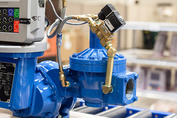 Valves Total Control Systems Tcs Piston And Rotary